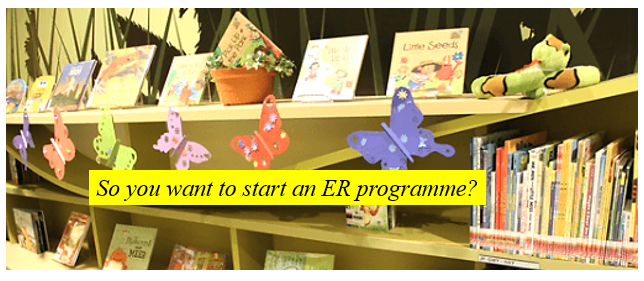 So You Want to start an Extensive Reading Programme?