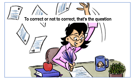 Are All Student Errors Worth Correcting?