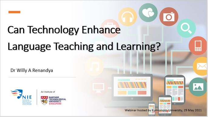 Can Technology Enhance Language Teaching and Learning?