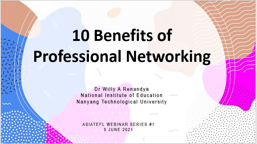 10 Benefits of Professional Networking